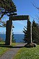 Arch in Gyllyngdune Gardens, Falmouth (3462917741).jpg