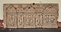 Architectural Fragment with Divine Figures - Circa 10th Century CE - ACCN 74-10 - Government Museum - Mathura 2013-02-23 5000.JPG