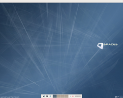 Screenshot Arch Linuxu