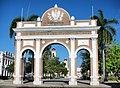 Arco del Triunfo levantado por los obreros a en Honor de la República de Cuba - 2008 - panoramio.jpg