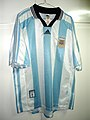 الأرجنتين القدم