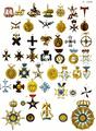 Aristide Michel Perrot - Collection historique des ordres de chevalerie civils et militaires (1820) pl. XXXIX.png
