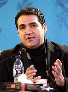 Arman Moosapoor at 32th Fajr (cropped).jpg