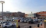 Arrowe Park Hospital over the car park 2.jpg