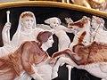 Arte romana, gran cammeo della ste chapelle con esaltazione della dinastia giulio-claudia, 23 dc ca., augusto, julo e germanico su pegaso.JPG