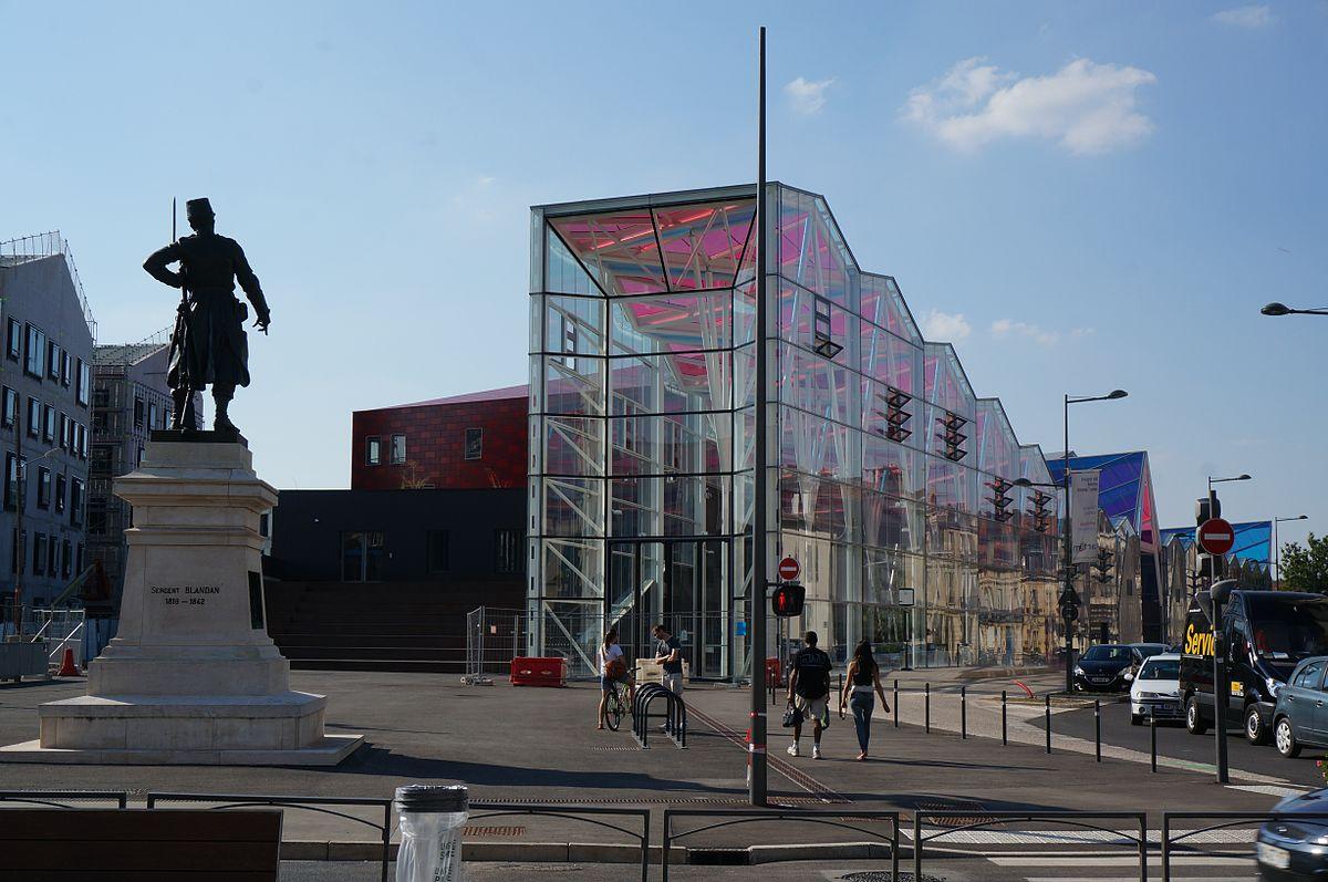 Rue du sergent blandan nancy wikip dia for Nom architecte