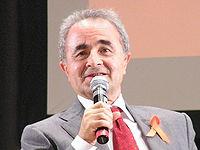 Romano Prodi e Arturo Parisi, tra i principali fautori delle primarie nel sistema politico italiano.