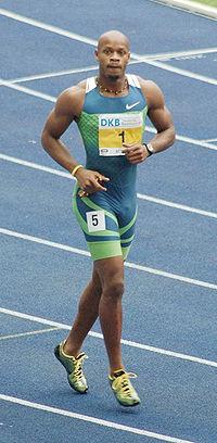 Asafa Powell, Jamaican Athlete