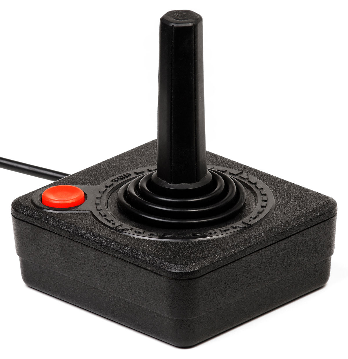 1200px Atari 2600 Joystick atari cx40 joystick wikipedia  at panicattacktreatment.co