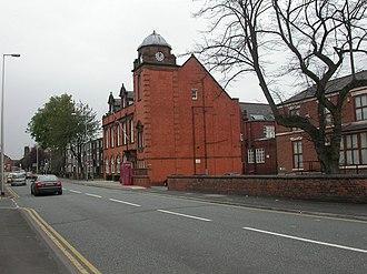 Atherton, Greater Manchester - Atherton Town Hall
