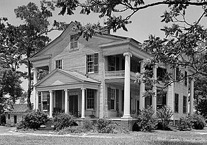 National Register of Historic Places listings in Chowan County, North Carolina - Image: Athol, State Route 1114, Edenton vicinity (Chowan County, North Carolina)