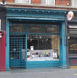 Atlantis Bookshop bookshop in London