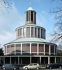 Iglesia de la Resurrección, Essen (1929-1930)