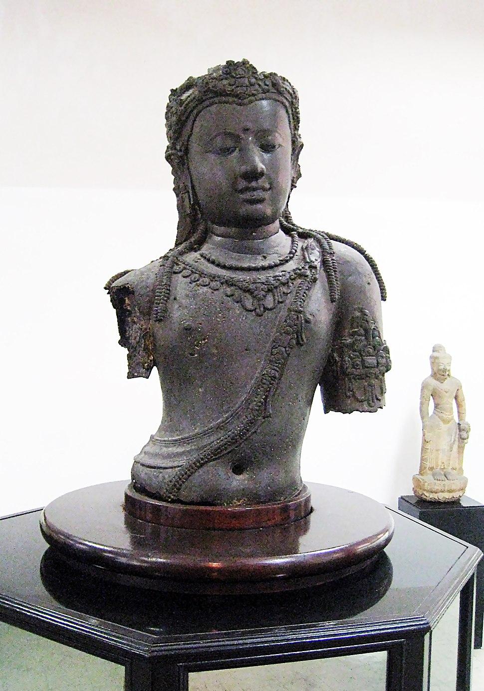 Avalokiteshvara Srivijaya Art Chaiya