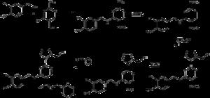 Avanafil - Image: Avanafil synthesis