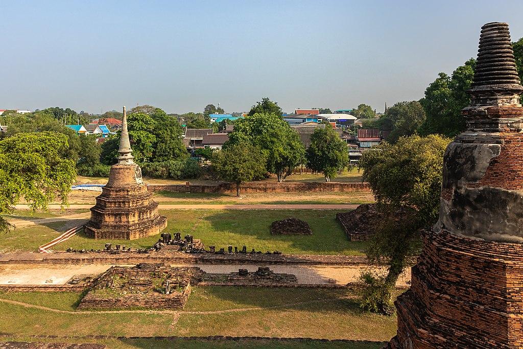 Ayutthaya - Wat Ratchaburana - 0032