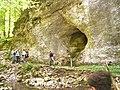 Az egyik barlang bejárata - panoramio.jpg