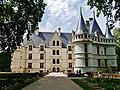 Azay-le-Rideaux Château d'Azay-le-Rideau Nordseite 2.jpg
