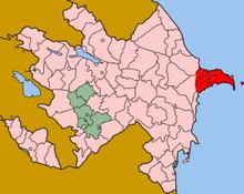 Talk:Absheron District - Wikipedia