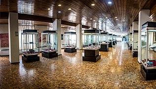 Azerbaijan Museum, Tabriz, Iran, 1st. floor