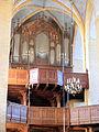 Bützow Stiftskirche Orgel 2 2013-09-06.jpg