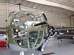 B-25 nose guns (Military Aviation Museum).jpg