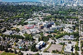 B.C. Womens Hospital & Health Centre Hospital in British Columbia, Canada