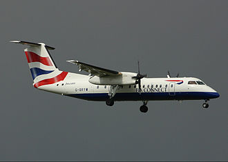 BA Connect - Dash 8-311Q in 2006