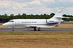 BAe Systems, N325B, Dassault Falcon 2000EX (44235034572).jpg