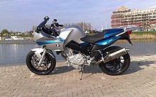 BMW F800S - Wikipedia on
