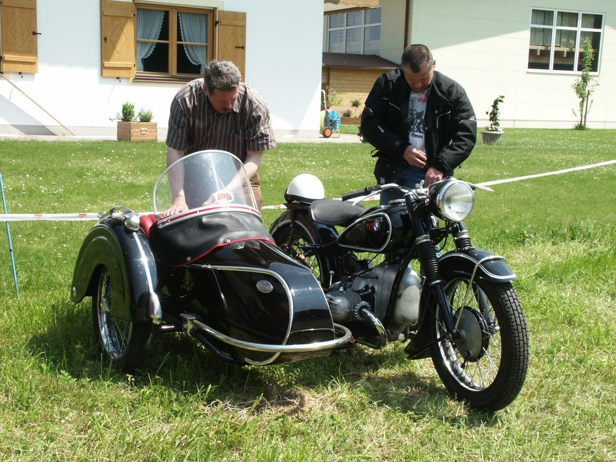 Side-car — Wikipédia