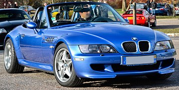M Roadster Front