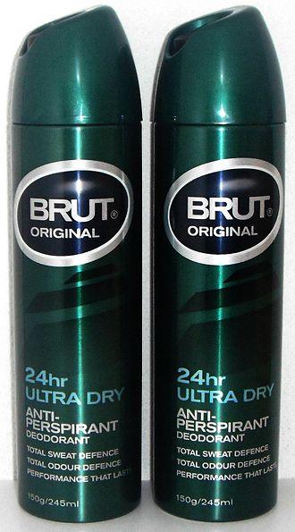 Brut (cologne) - Brut Original Anti-Perspirant Deodorant