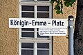 Bad Pyrmont Königin-Emma-Platz Duitsland Germany.jpg
