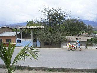Utcubamba Province - A view of the city Bagua Grande