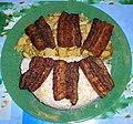 Baked ham (4791277059).jpg
