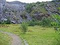 Ballachulish slate quarry - geograph.org.uk - 1653731.jpg