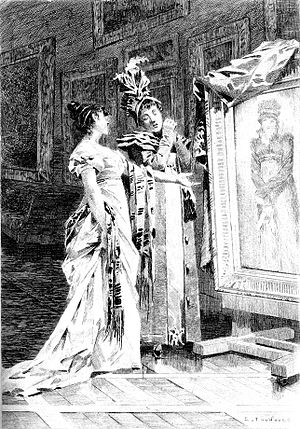 Le Bal de Sceaux - Image: Balzac Dance Sceaux
