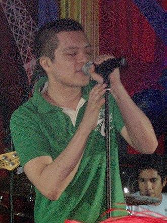Bamboo Mañalac - Image: Bamboo Manalac