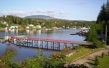 Kayaking Northern Vancouver Island