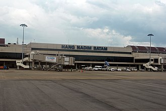 Riau Islands - Hang Nadim International Airport, Batam.
