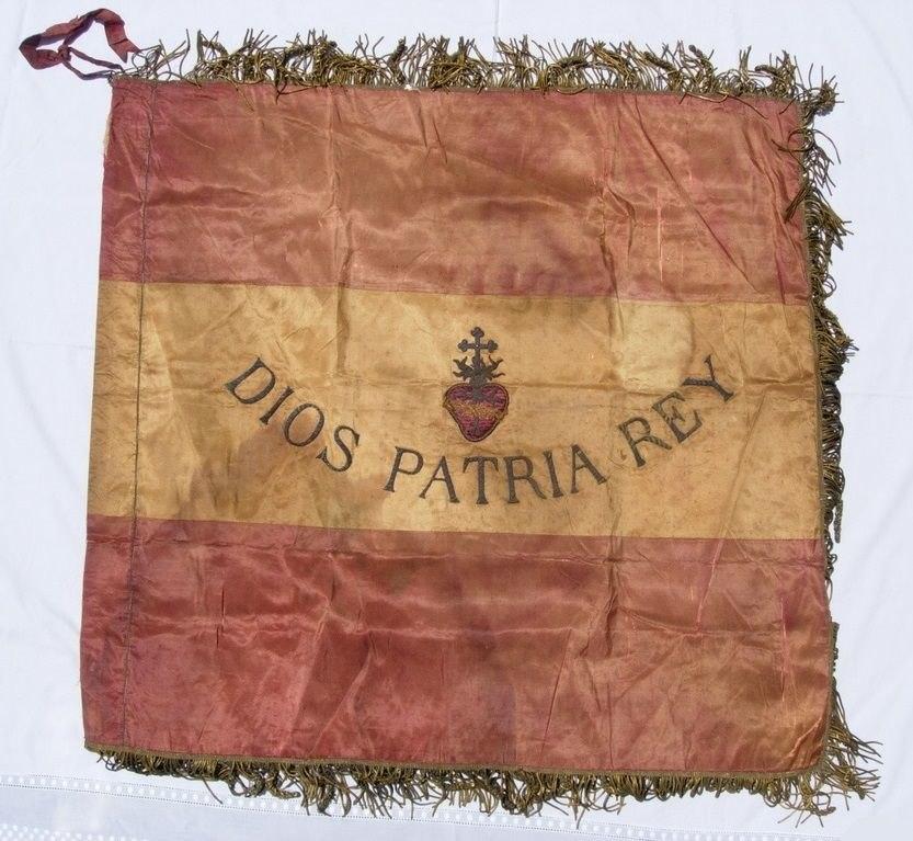 Bandera carlista