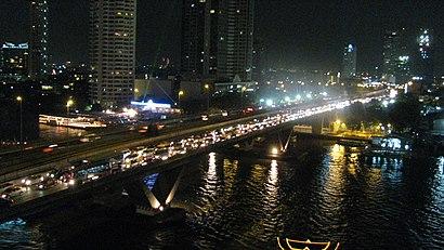 วิธีการเดินทางไปที่ สะพานสมเด็จพระเจ้าตากสิน โดยระบบขนส่งสาธารณะ – เกี่ยวกับสถานที่