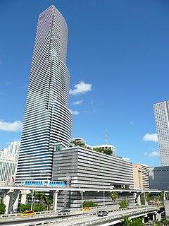 Miami Tower skyscraper