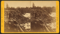 Banking ground, high bank, Cass River, by Jenney, J. A. (James A.).png