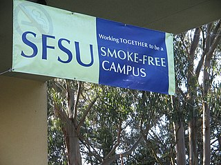 Tobacco-Free College Campuses