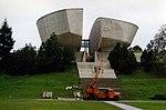 Banská Bystrica Monument to the Slovak National Uprising 1944 (3187252127).jpg