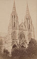 Baptiste Guerard, Views of Paris and Venice - Basilique Sainte-Clotilde, ca. 1860–69.jpg