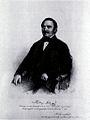 Barabás Portrait of Gábor Mátray 1857.jpg