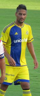 Barak Yitzhaki Israeli footballer